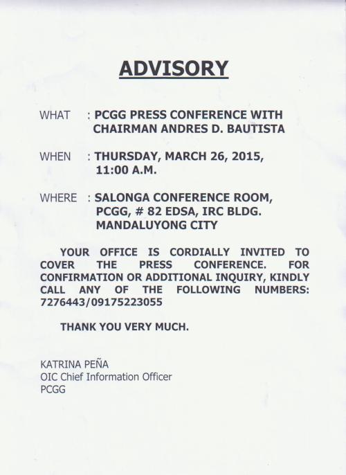 media_advisory